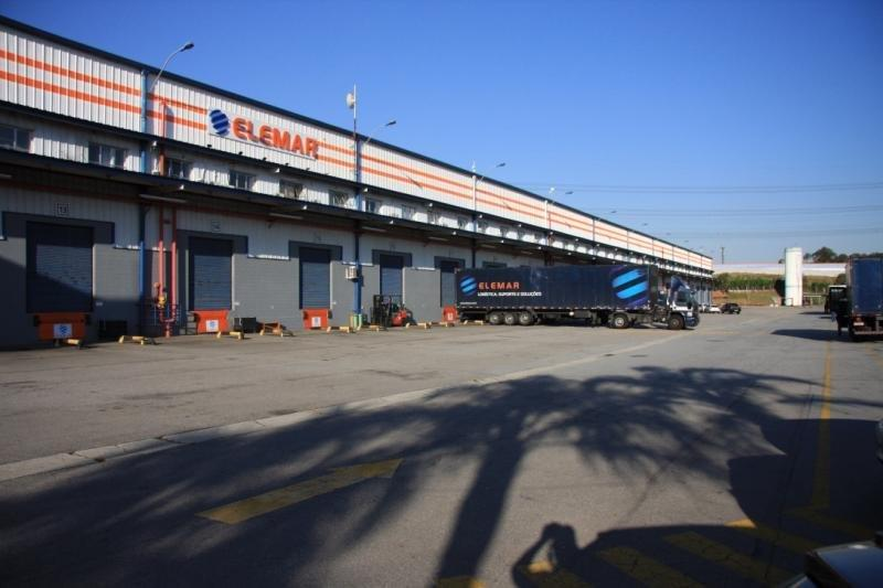 Empresa de serviço de armazém geral