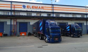 Armazém logístico