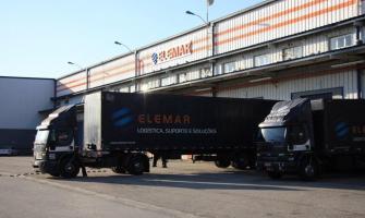 Armazém geral logística