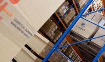 Armazenagem de equipamentos materiais e produtos