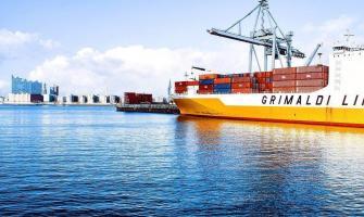 Frete internacional exportação