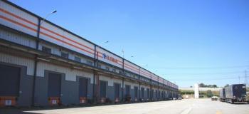 Empresa de centro logístico