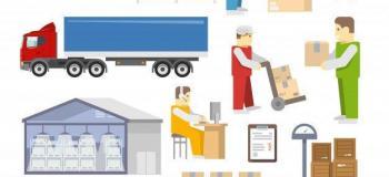 Empresa comercial importadora e exportadora